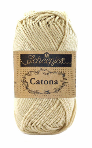 Scheepjes Catona 101 English Tea 404