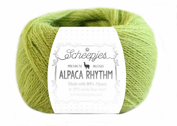 Scheepjes Alpaca Rhythm 16 Smooth 652
