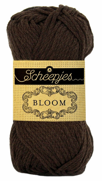 Scheepjes Bloom - 401 - Chocolate Cosmon
