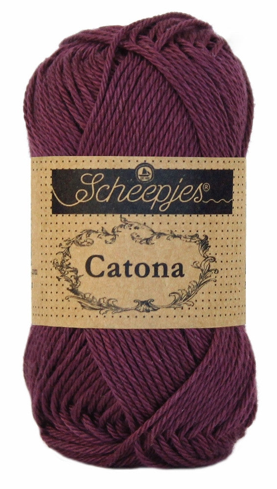Scheepjes Catona 16 Shadow Purple 394