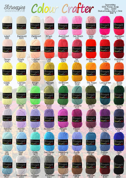Scheepjes Colour Crafter 41 Hengelo