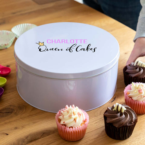Cake Tins & Lunch Boxes