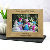Personalised Making Memories With Mummy Photo Frame