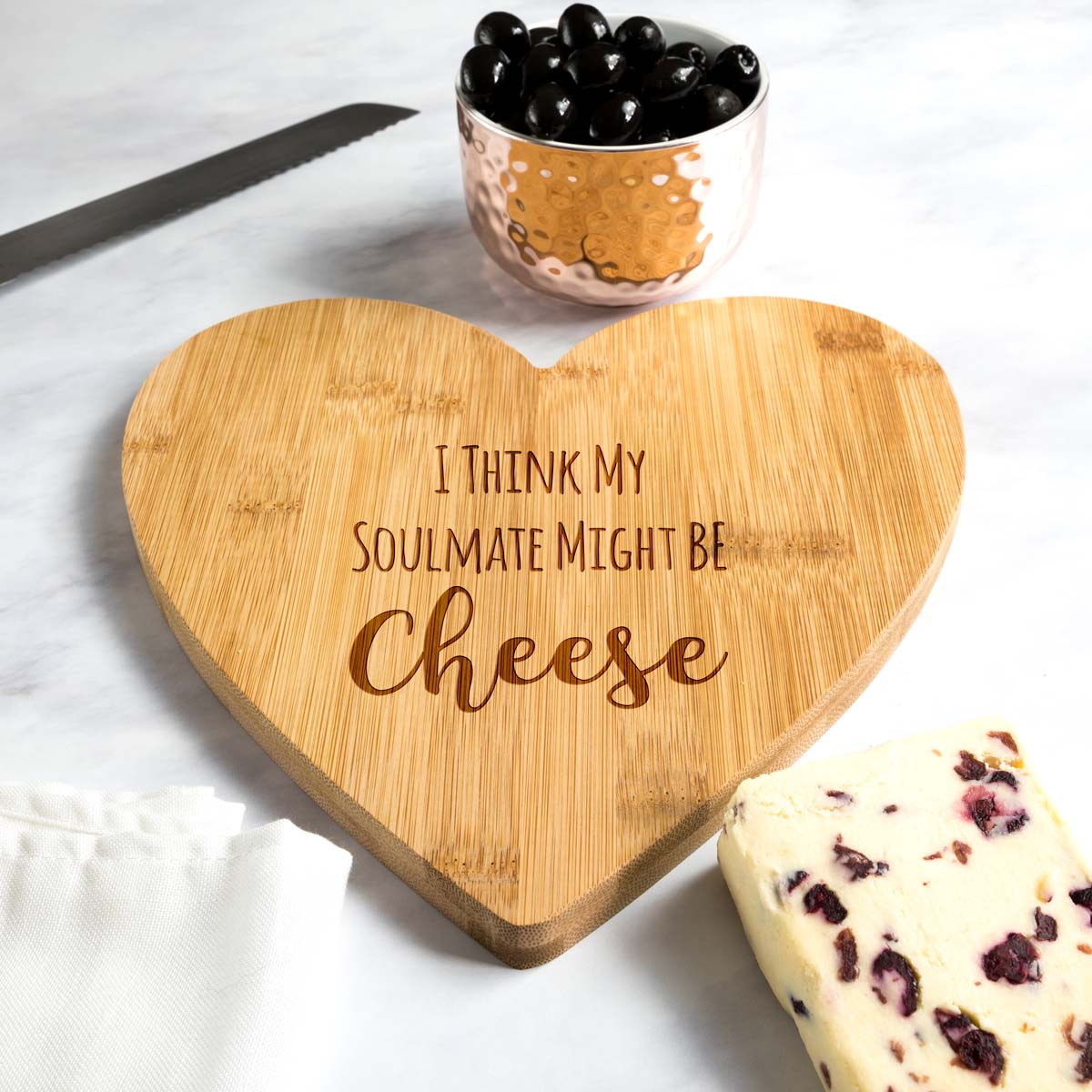 Funny Cheese Board Gift