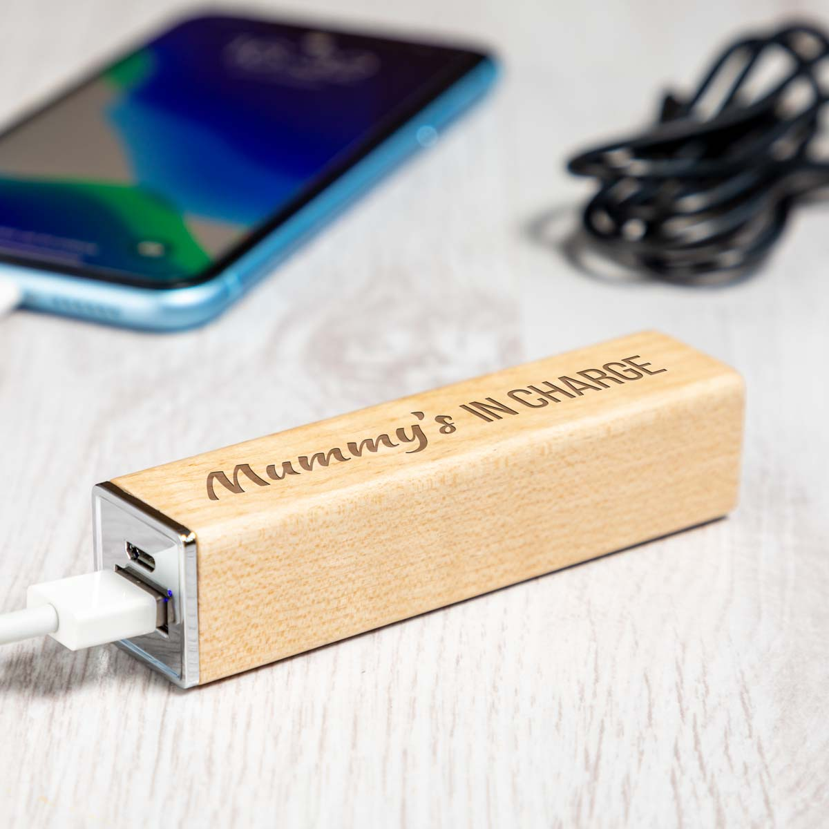 Personalised In Charge Power Bank