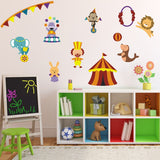 Childrens Circus Wall Art