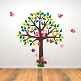 Girls Tree Wall Art