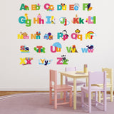 Picture Alphabet Wall Art