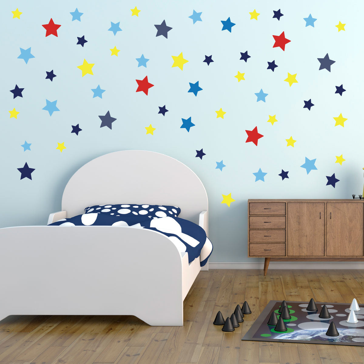 Star Wall Stickers Pack