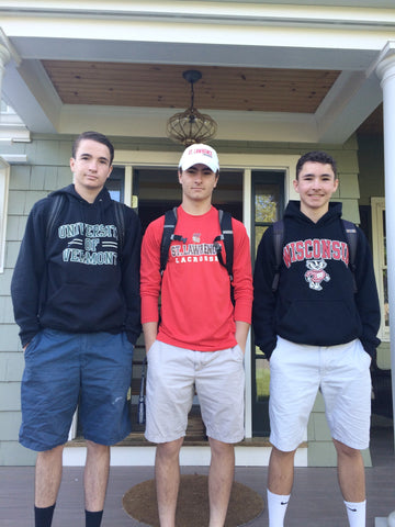 Triplets and their college choices