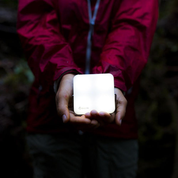 BioLite solar-powered light