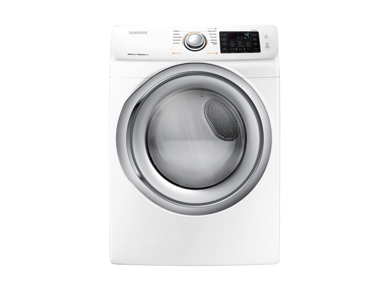 Samsung 7.5 Cu. Ft. 10-Cycle Electric Dryer with Steam