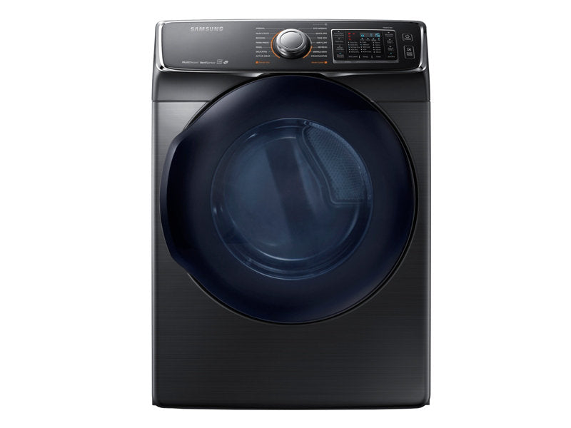 Samsung 7.5 cu. ft. Front-Load Electric Dryer with Multi-Steam Technology