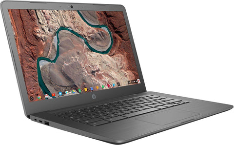 "HP 14"" Chromebook in Gray - Smart Neighbor"