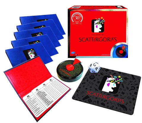 Scattergories 30th Anniversay Edition