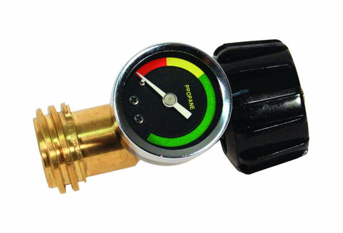 Texsport Propane Tank Fuel Gauge
