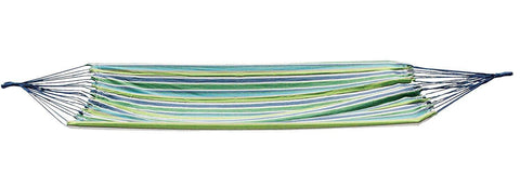 Texsport La Paz Hammock in Rainbow Stripes