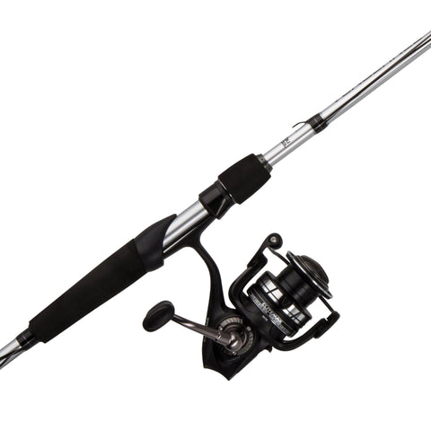 Elite Max Spinning Combo, 2-Piece 6-Foot 6-Inch Rod
