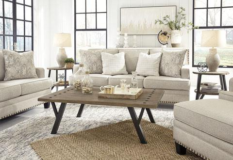 Ashley Claredon/Haffenburg Living Room Collection