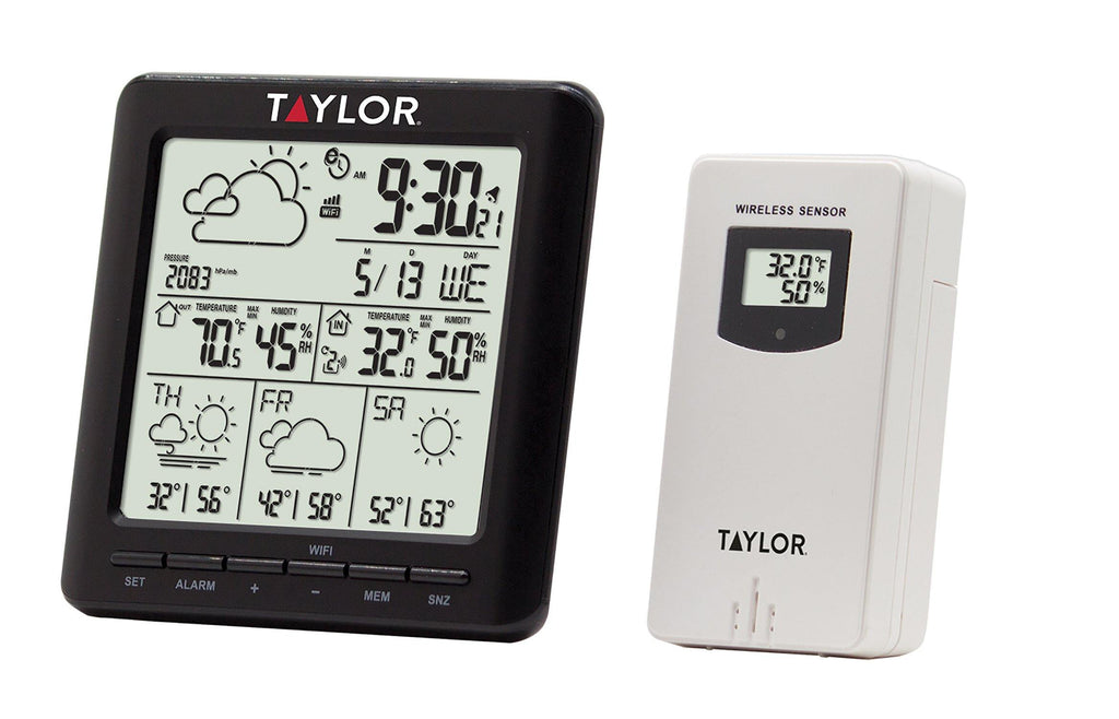 WiFi Weather Station/Forecaster
