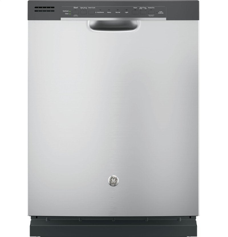 GE Dishwasher with Front Controls