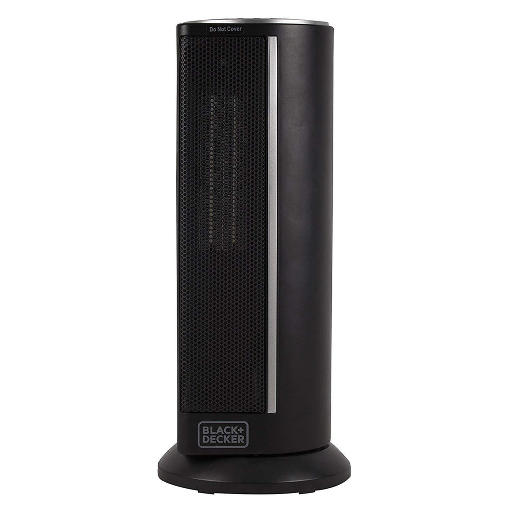 Black & Decker 1500W Portable Tower Heater