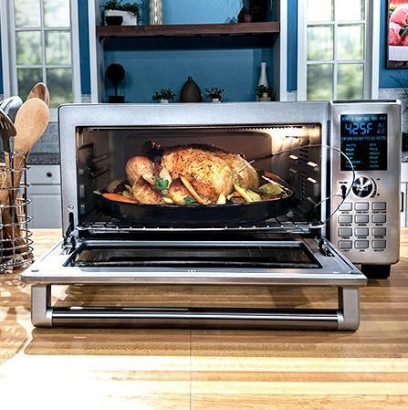 Nuwave Bravo Xl Air Fryer Toaster Oven
