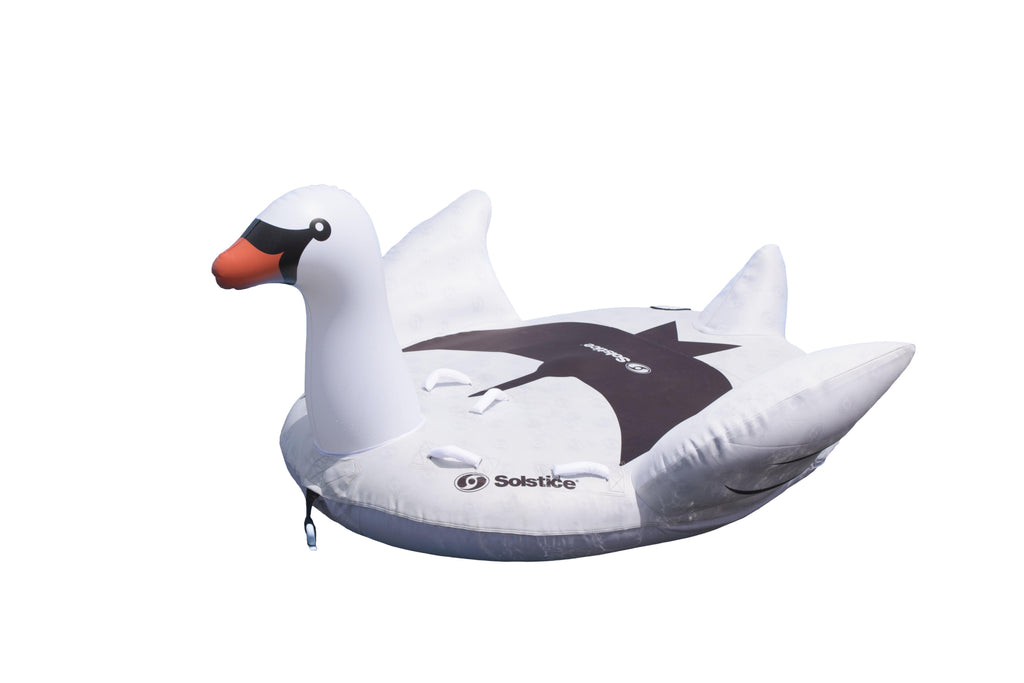 2 Person Towable Swan Tube