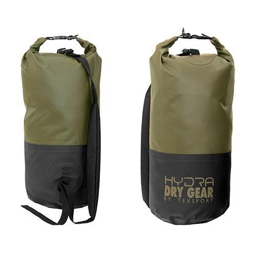 Texsport 38L Hydra Gear Bag in Army Green