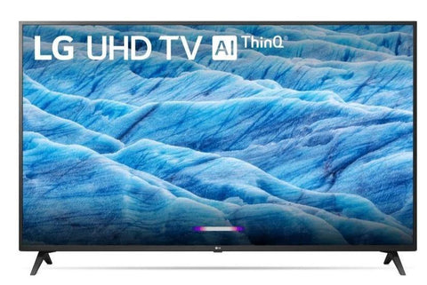 LG 43-inch Class 4K Smart UHD TV w/AI ThinQ®