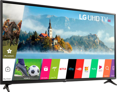 "LG 49"" 4K HDR Smart LED UHD TV"