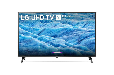 "LG 49"" 4K Smart UHD TV with AI ThinQ®"