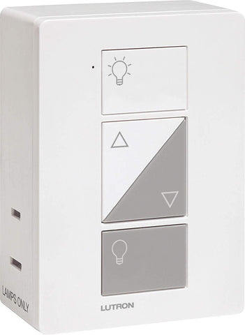Lutron Caseta Plug-in Lamp Dimmer Switch