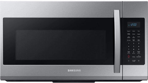 Samsung 1.9 Cu. Ft. Over-the-Range Microwave with Sensor Cooking in Fingerprint-Resistant Stainless Steel
