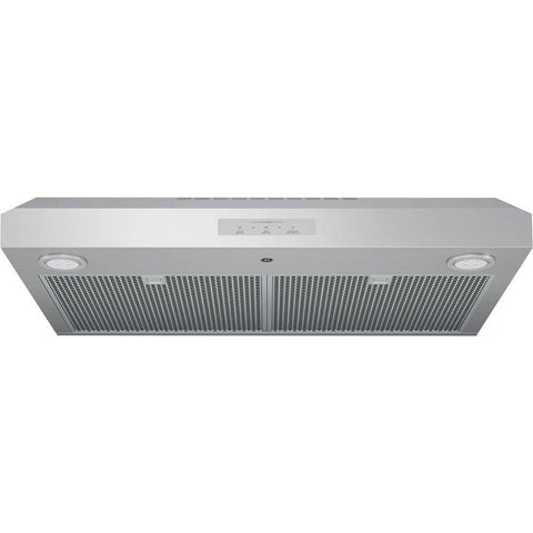 "GE Profile 30"" Convertible Range Hood - Stainless Steel"