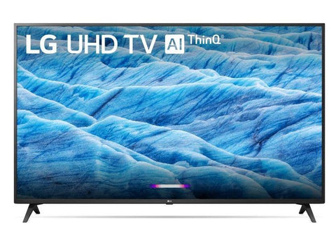 LG 55-inch Class 4K Smart UHD TV w/AI ThinQ®