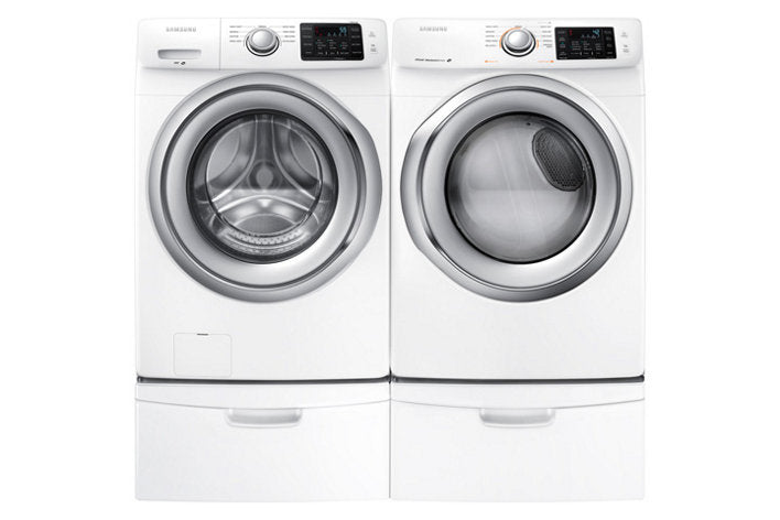 Samsung 7.5 Cu. Ft. Electric Dryer with Smart Care