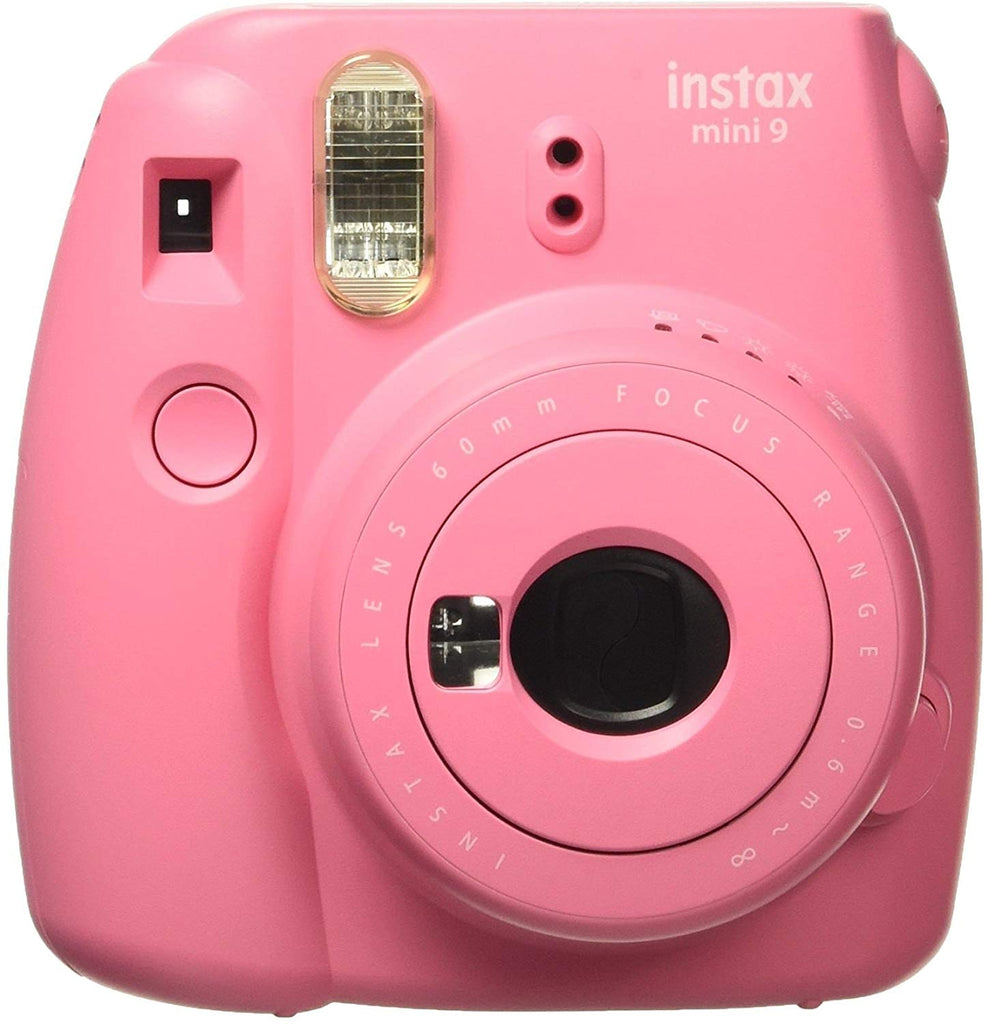 FujiFilm Instax Mini 9 Instant Camera with 10-count Film