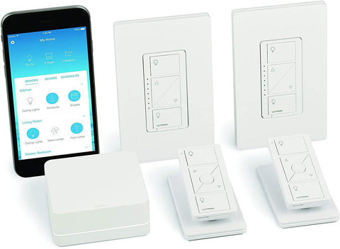 Lutron Caseta Wireless Smart Light Kit