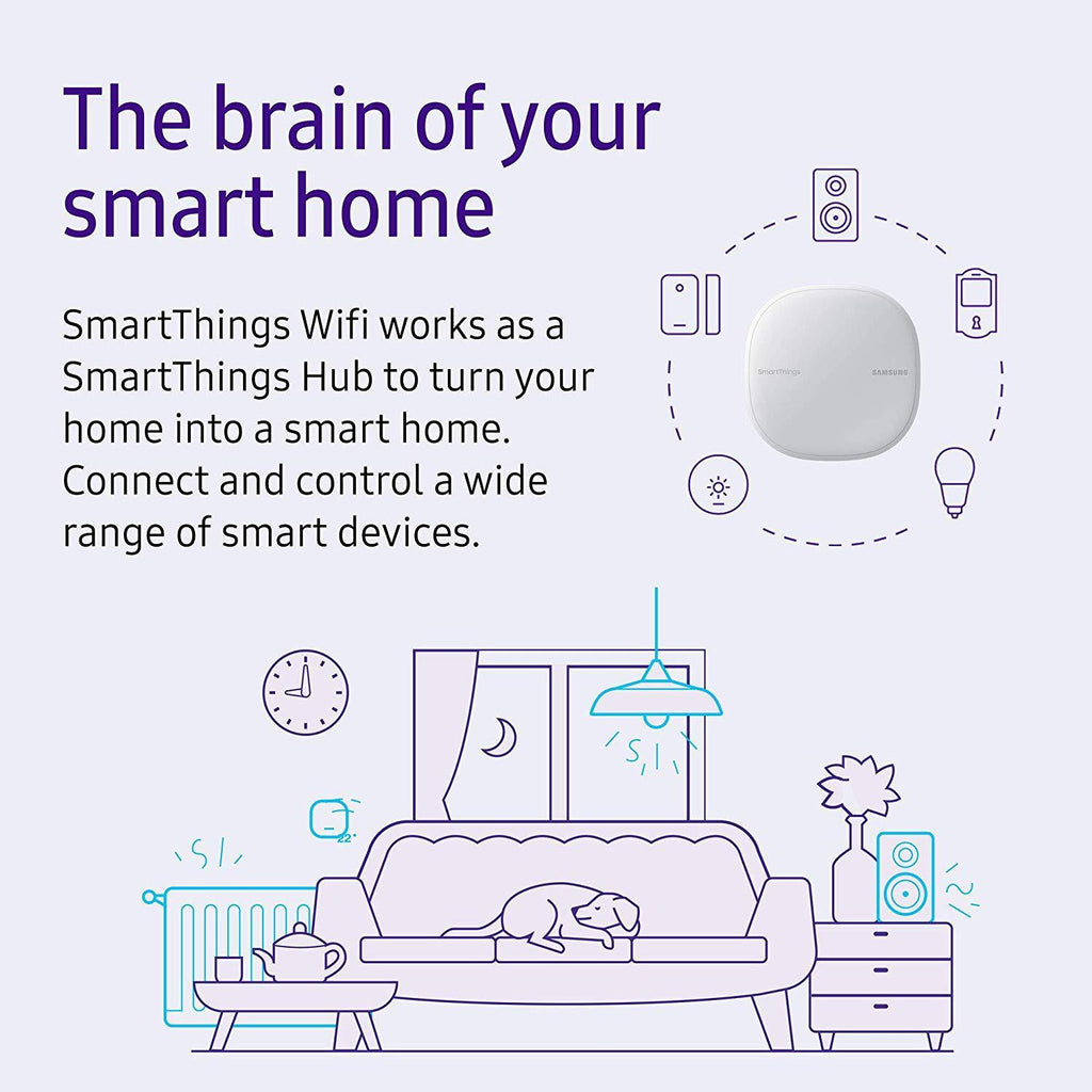 Samsung SmartThings Wireless Router 3-Pack