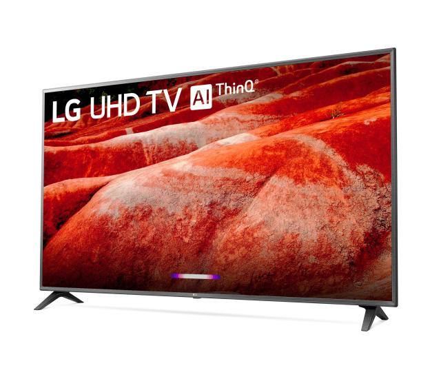 "LG 75"" 4K Ultra HD Smart TV with AI ThinQ®"