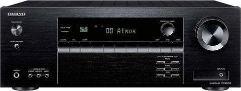 Onkyo 7.2 Channel AV Receiver With Bluetooth