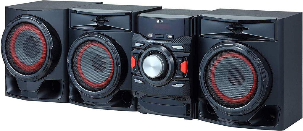 Lg 700 Watt Stereo System With Bluetooth