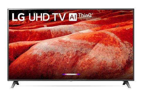 LG 86-inch Class 4K Smart UHD TV w/AI ThinQ®