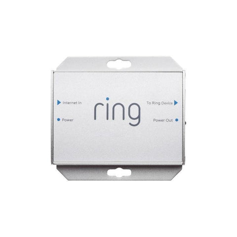 Ring Power over Ethernet (PoE) Adapter