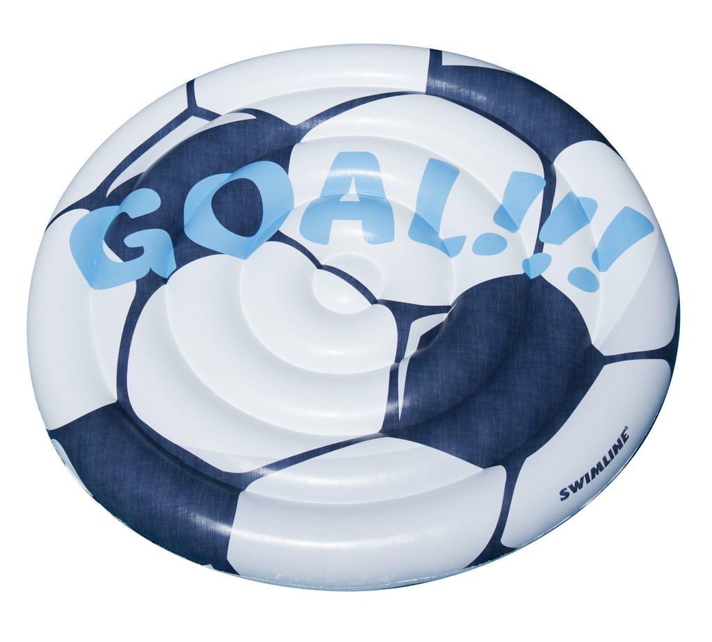 "60"" Soccer Ball Island Float"