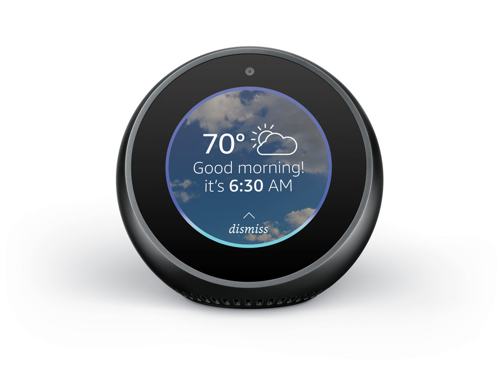 Echo Spot in Black