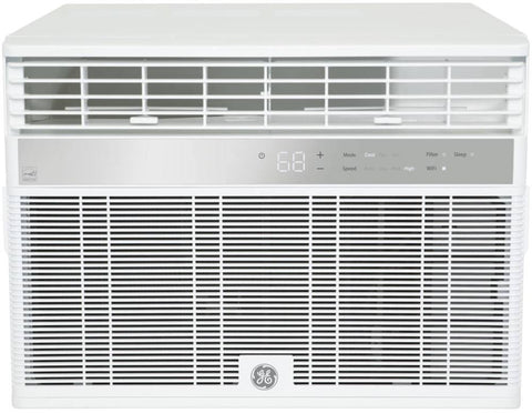 GE®AHY12LZ 12000 BTU Smart Window Air Conditioner with Remote - 115 V - Energy Star