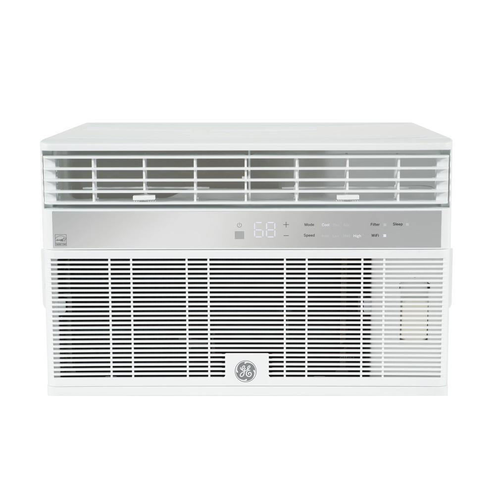 GE® AHY18DZ 18000 BTU Smart Window Air Conditioner with Remote - 208/230V - Energy Star