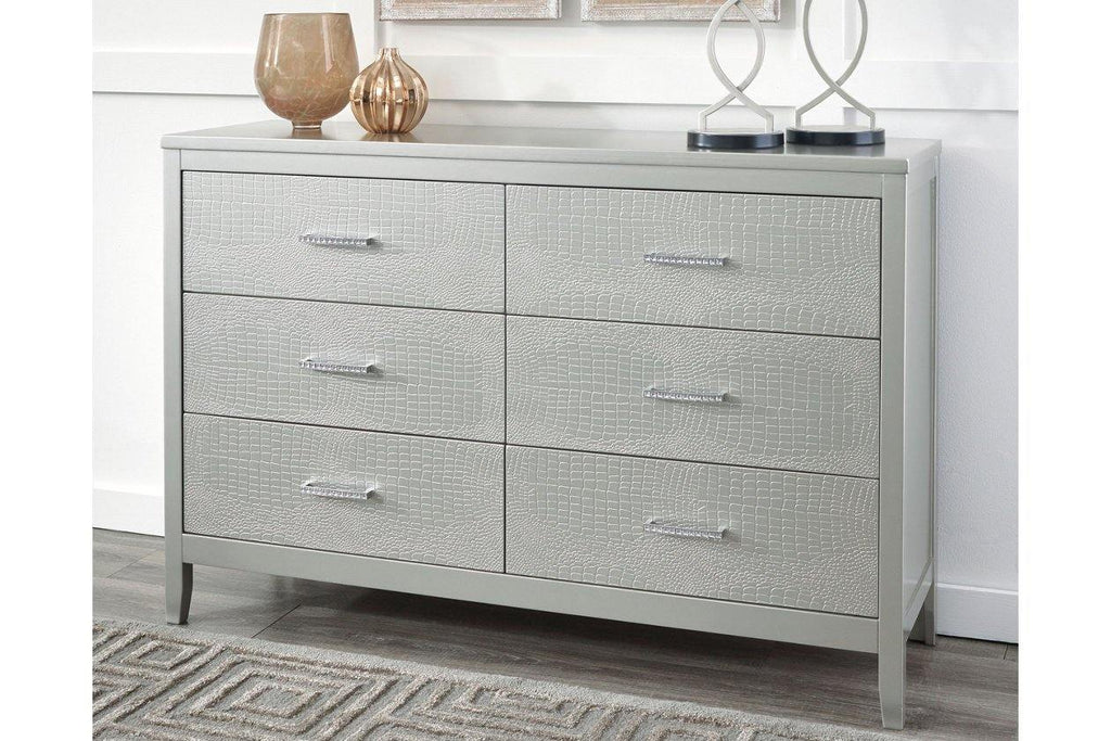 Ashley Furniture Olivet Dresser